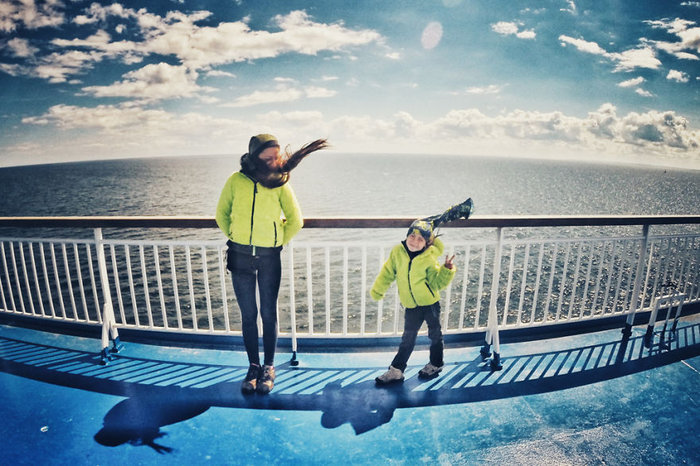 Έκαναν ταξίδι 28.000 χλμ. με το 4χρονο γιο τους για να γνωρίσει τον κόσμο - εικόνα 4