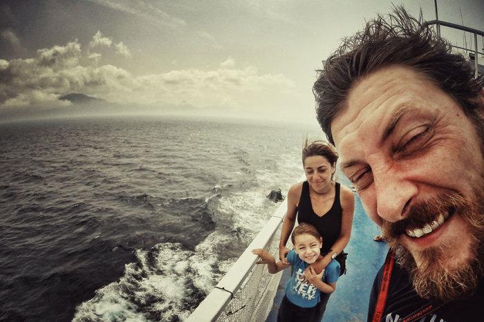 Έκαναν ταξίδι 28.000 χλμ. με το 4χρονο γιο τους για να γνωρίσει τον κόσμο - εικόνα 9