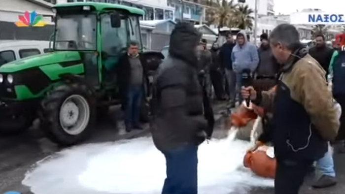 Σε πολιορκία η κυβέρνηση από αγρότες και επαγγελματίες - εικόνα 8