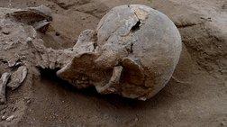 Ανακαλύφθηκε η πρώτη μαζική  σφαγή της  ανθρωπότητας