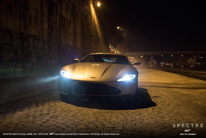 «Στο σφυρί» βγαίνει η εκπληκτική Aston Martin DB10 του Τζέιμς Μπόντ