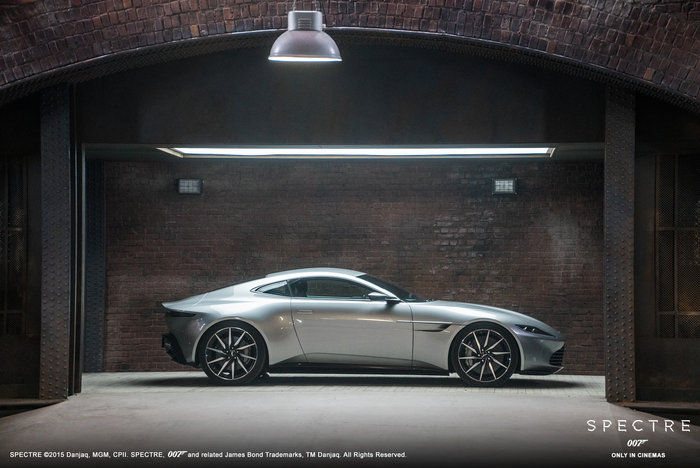 «Στο σφυρί» βγαίνει η εκπληκτική Aston Martin DB10 του Τζέιμς Μπόντ - εικόνα 2