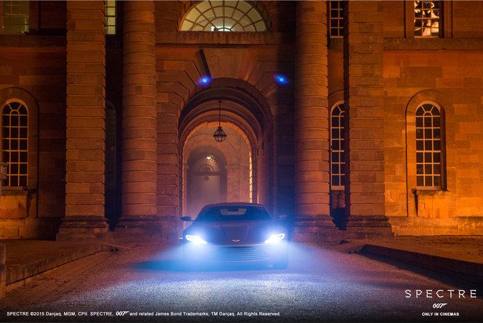 «Στο σφυρί» βγαίνει η εκπληκτική Aston Martin DB10 του Τζέιμς Μπόντ - εικόνα 3