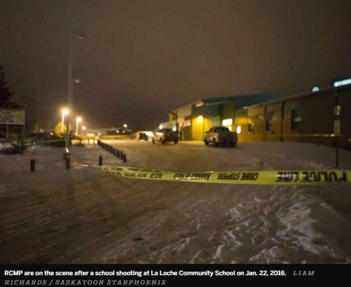 Σοκ στον Καναδά: Εφηβος σκότωσε τα αδέλφια του και 4 σε σχολείο