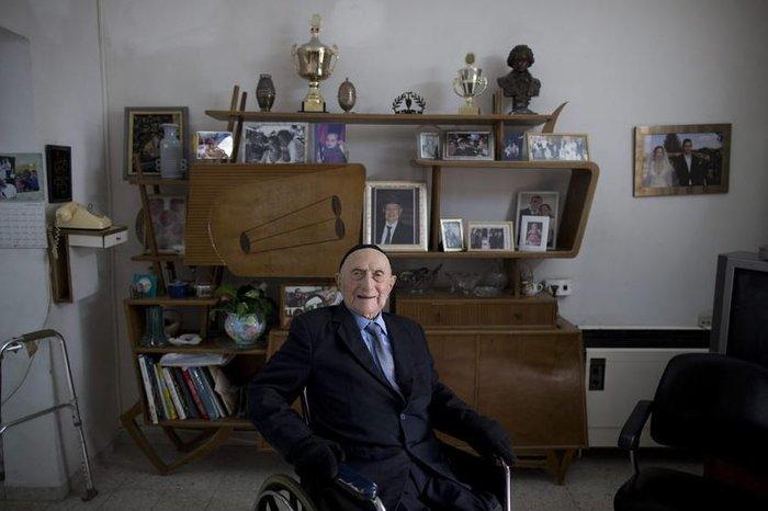 Aυτός είναι ο «νέος» γηραιότερος άνθρωπος στον κόσμο, ηλικίας 112 ετών