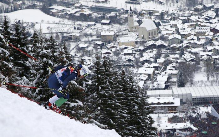 O Άρνι στο Παγκόσμιο Πρωτάθλημα Σκι με διάσημους φίλους [ΕΙΚΟΝΕΣ] - εικόνα 3
