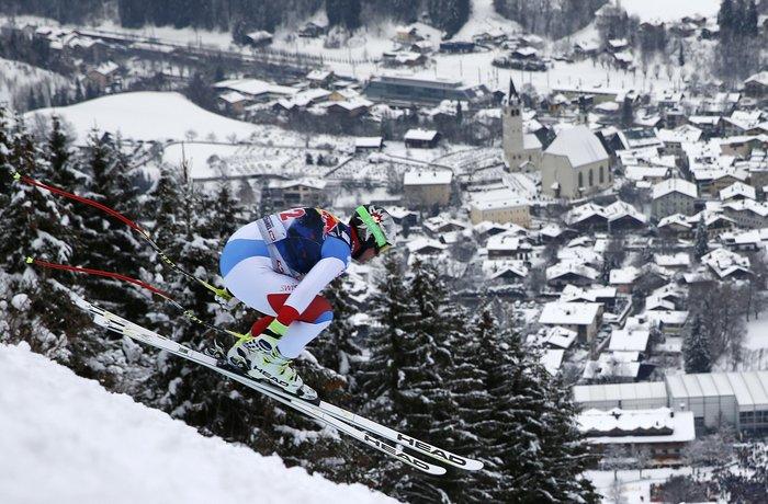 O Άρνι στο Παγκόσμιο Πρωτάθλημα Σκι με διάσημους φίλους [ΕΙΚΟΝΕΣ] - εικόνα 4