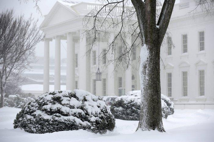 Ο «Snowzilla» χτύπησε την Ουάσιγκτον:Ιδού το αποτέλεσμα