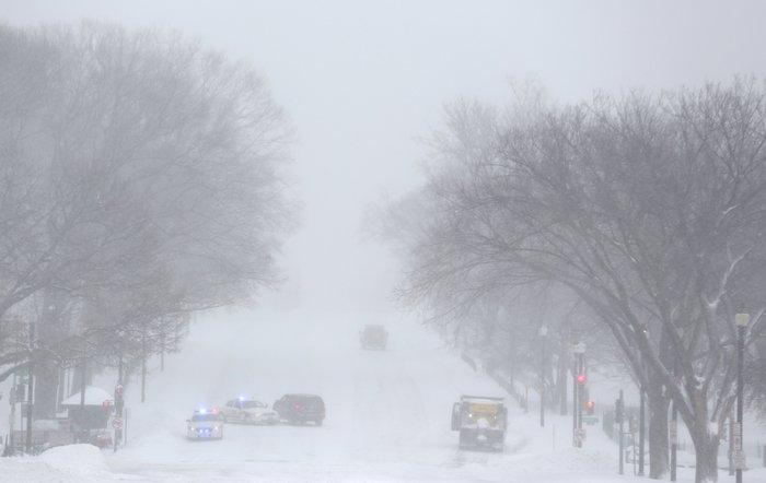 Ο «Snowzilla» χτύπησε την Ουάσιγκτον:Ιδού το αποτέλεσμα - εικόνα 6