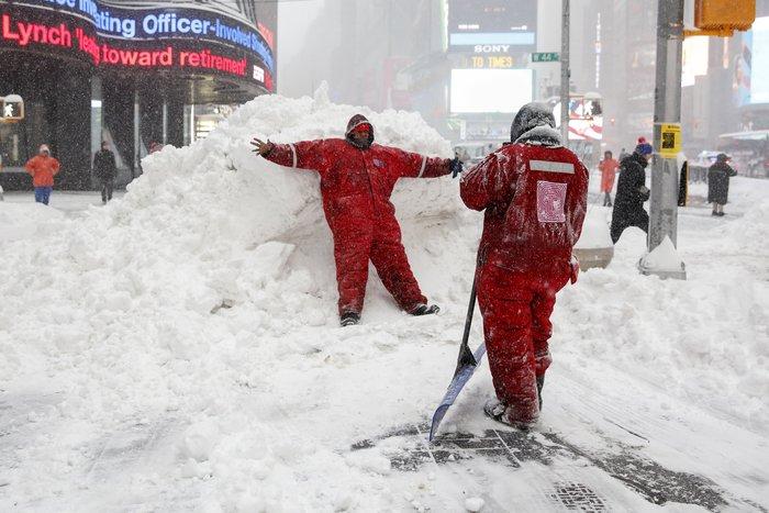 Ο «Snowzilla» χτύπησε την Ουάσιγκτον:Ιδού το αποτέλεσμα - εικόνα 7