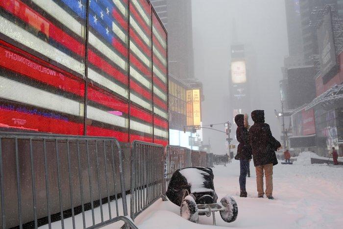 Ο «Snowzilla» χτύπησε την Ουάσιγκτον:Ιδού το αποτέλεσμα - εικόνα 9