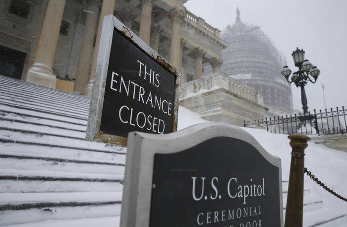 Ο «Snowzilla» χτύπησε την Ουάσιγκτον:Ιδού το αποτέλεσμα - εικόνα 10