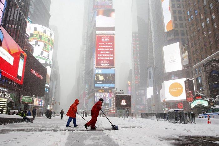 Ο «Snowzilla» χτύπησε την Ουάσιγκτον:Ιδού το αποτέλεσμα - εικόνα 11