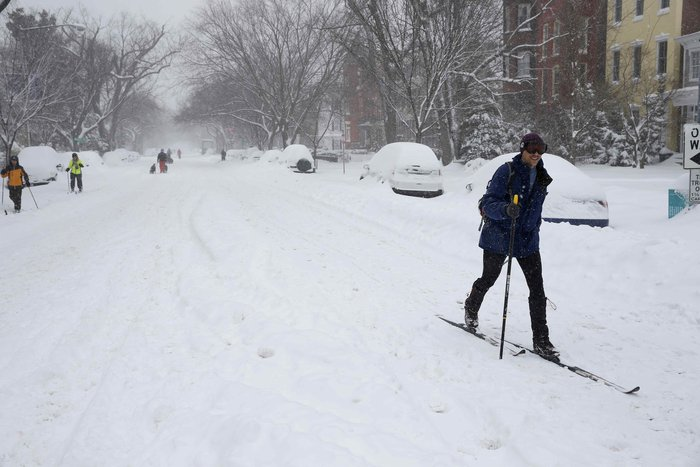 Ο «Snowzilla» χτύπησε την Ουάσιγκτον:Ιδού το αποτέλεσμα - εικόνα 13