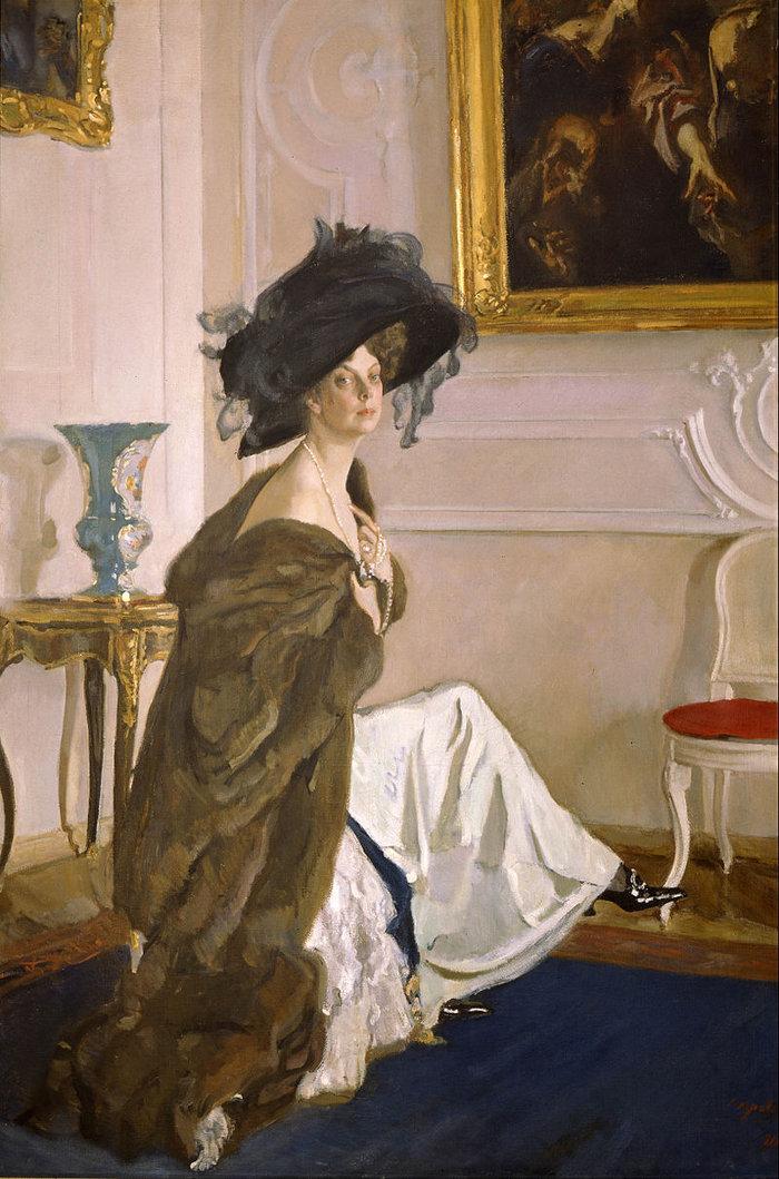 Πορτρέτο της Πριγκίπισσας Όλγας Ορλόβα