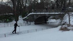 Σκι μέσα στην πόλη της Νέας Υόρκης; Κι όμως γίνεται!