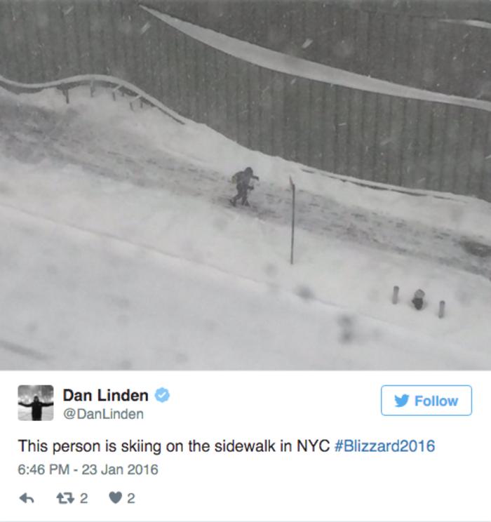 Σκι μέσα στην πόλη της Νέας Υόρκης; Κι όμως γίνεται! - εικόνα 5