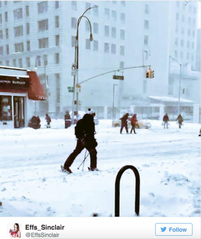 Σκι μέσα στην πόλη της Νέας Υόρκης; Κι όμως γίνεται! - εικόνα 6
