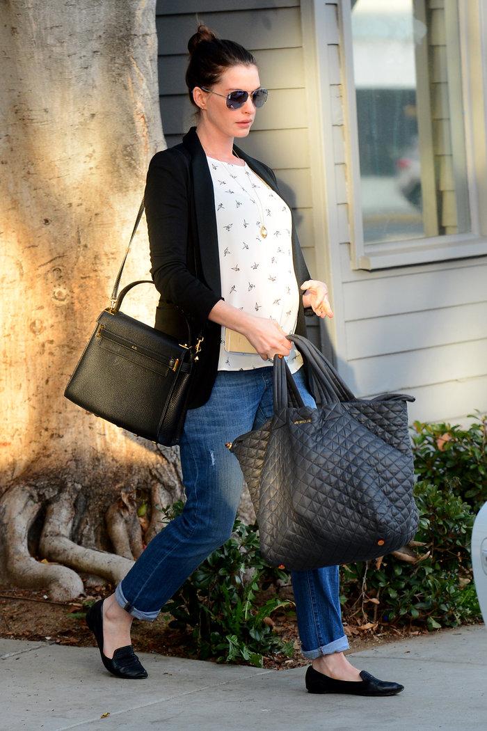 Δείτε την Αν Χάθαγουέι πανέμορφη και... έγκυο - εικόνα 2