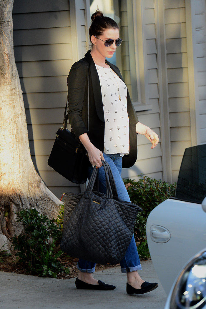 Δείτε την Αν Χάθαγουέι πανέμορφη και... έγκυο - εικόνα 4
