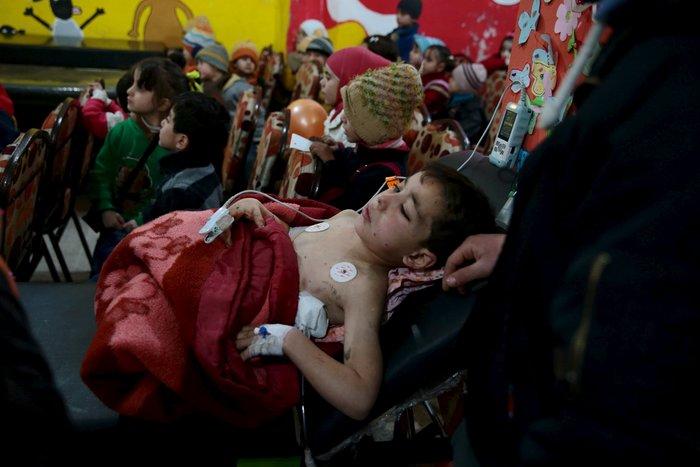 Πάρτι αγάπης για τα παιδιά του πολέμου στη Συρία - εικόνα 2
