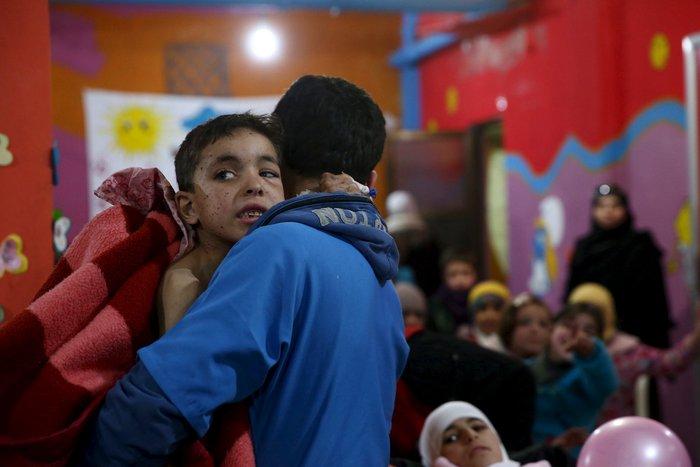 Πάρτι αγάπης για τα παιδιά του πολέμου στη Συρία - εικόνα 4