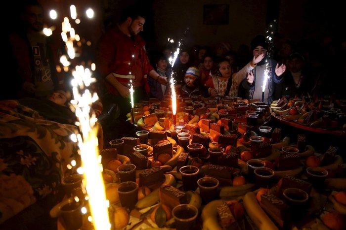 Πάρτι αγάπης για τα παιδιά του πολέμου στη Συρία - εικόνα 7