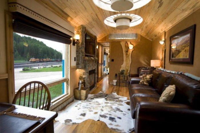 Μοντάνα - ΗΠΑ: Το τρένο αντίκα που έγινε ξενοδοχείο [ΕΙΚΟΝΕΣ] - εικόνα 5
