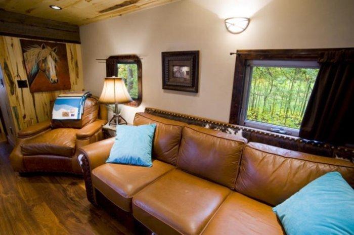 Μοντάνα - ΗΠΑ: Το τρένο αντίκα που έγινε ξενοδοχείο [ΕΙΚΟΝΕΣ] - εικόνα 10