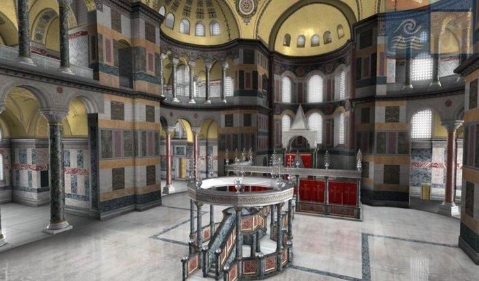 Virtual ξενάγηση στην Αγία Σοφία από τον Ελληνικό Κόσμο - εικόνα 3