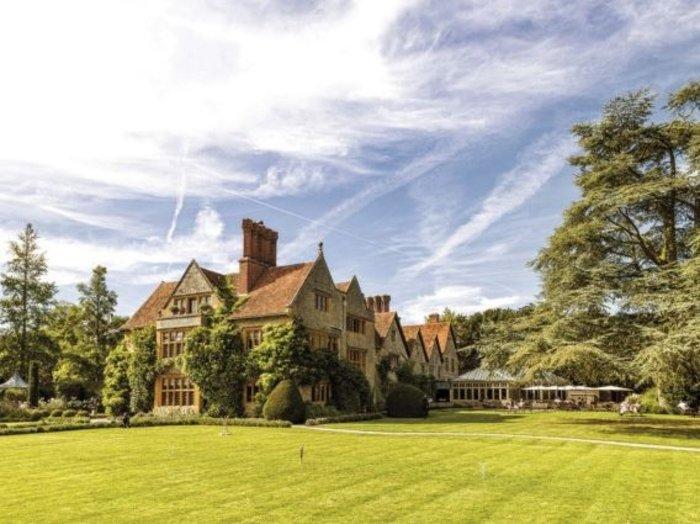19. Belmond Le Manoir, Oxfordshire, Αγγλία από $1469