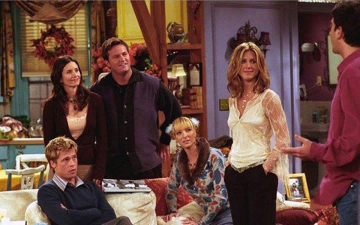 Σοκάρει ο «Τσάντλερ»: Δεν θυμάμαι 3 σεζόν των Friends λόγω των ναρκωτικών