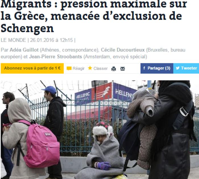 Στο κολέγιο των επιτρόπων το μπαλάκι για Ελλάδα-Σένγκεν
