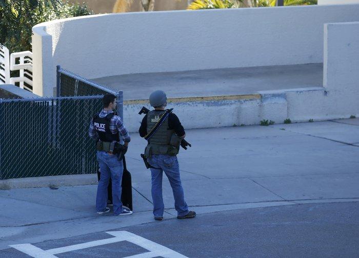 Πυροβολισμοί σε στρατιωτικό νοσοκομείο στην Καλιφόρνια - εικόνα 3