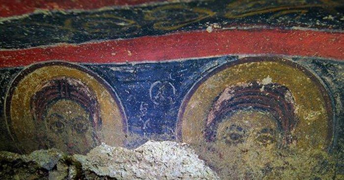Συγκλονιστικά ευρήματα σε ορθόδοξη εκκλησία στην Καππαδοκία - εικόνα 2