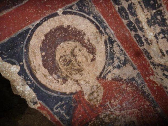 Συγκλονιστικά ευρήματα σε ορθόδοξη εκκλησία στην Καππαδοκία - εικόνα 4