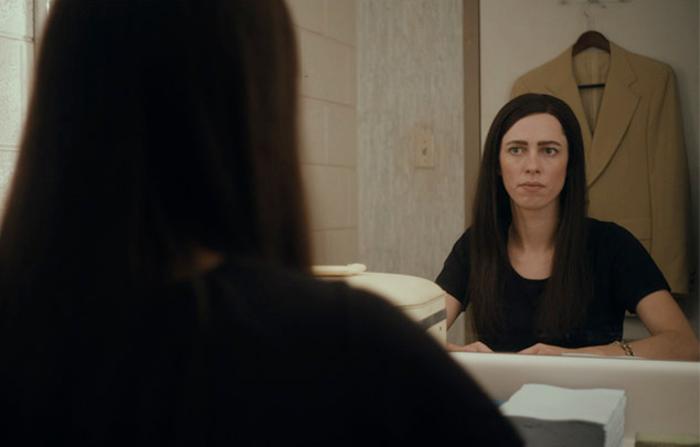 Η Ρεμπέκα Χολ στην ταινία