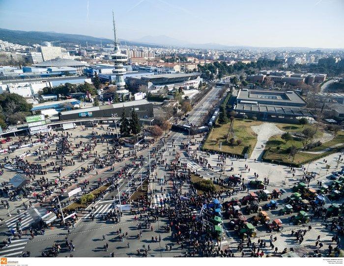 Μετά τη Θεσσαλονίκη ραντεβού στην Αθήνα για αγρότες και τρακτέρ - εικόνα 7