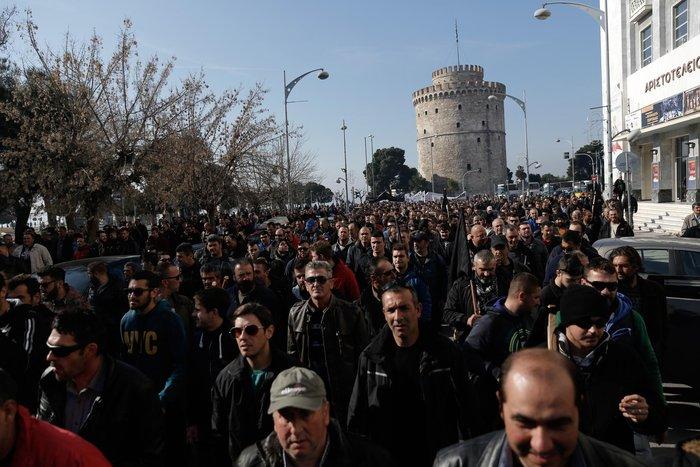 Μετά τη Θεσσαλονίκη ραντεβού στην Αθήνα για αγρότες και τρακτέρ - εικόνα 2