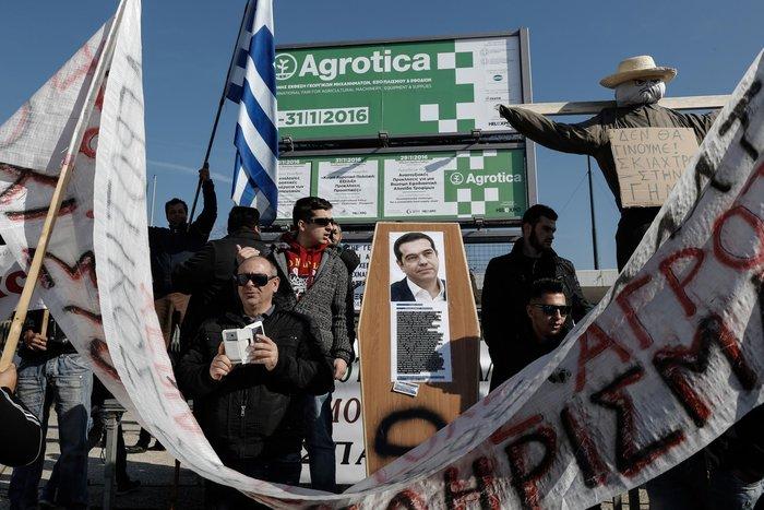 Μετά τη Θεσσαλονίκη ραντεβού στην Αθήνα για αγρότες και τρακτέρ - εικόνα 5
