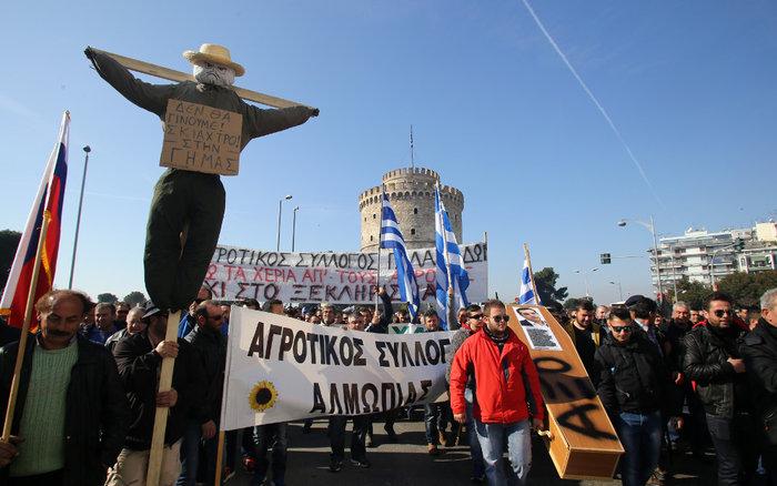 Μετά τη Θεσσαλονίκη ραντεβού στην Αθήνα για αγρότες και τρακτέρ - εικόνα 4