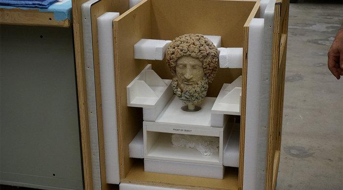 H κεφαλή του Άδη