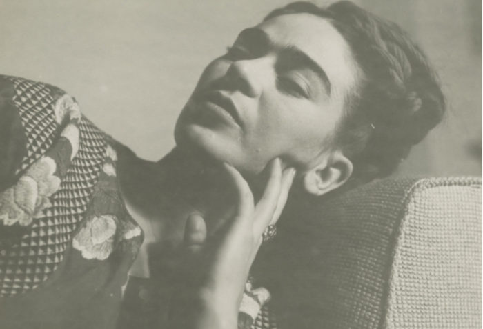 Anonymous, 'Frida Resting,' 1943, Bentley Gallery
