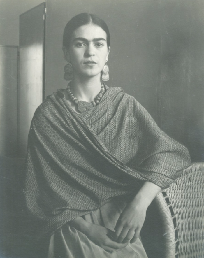 Imogen Cunningham, 'Frida (Standing by Basket),' 1931, Bentley Gallery