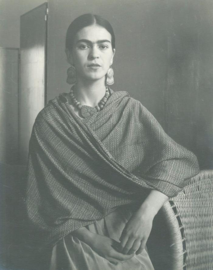 Imogen Cunningham, 'Frida (Standing by Basket),' 1931, Bentley Gallery