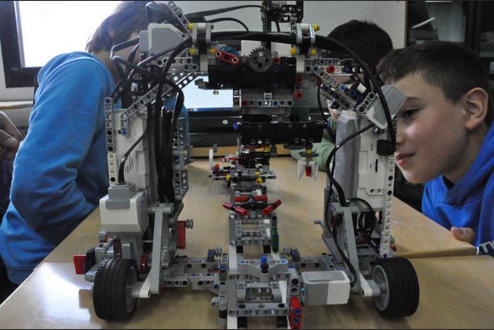 Μάθημα ρομποτικής