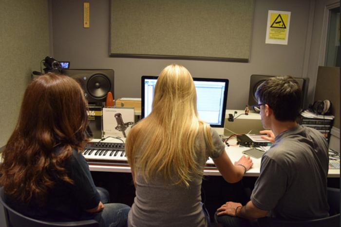 Στούντιο ηχογράφησης