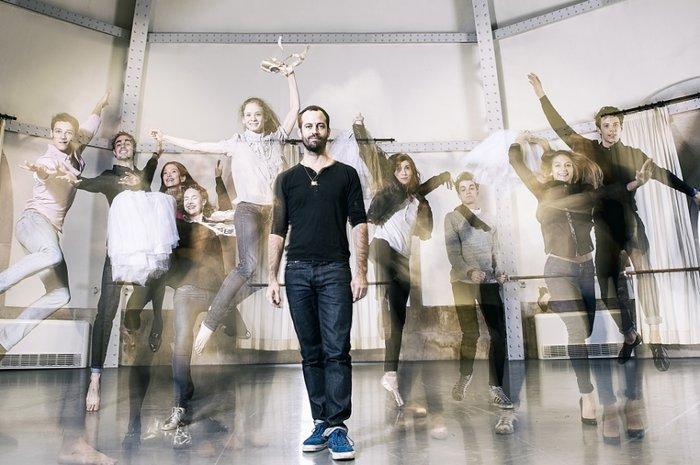 Ο Μιλπιέ και η νέα γενιά χορευτών