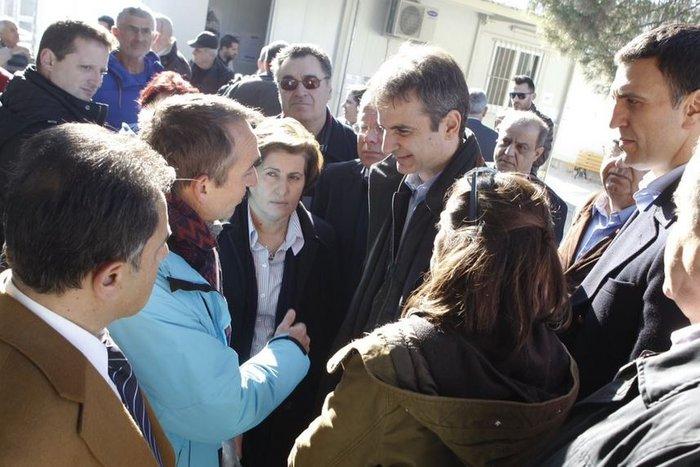 Μητσοτάκης: Οι κακοί χειρισμοί της κυβέρνησης επιδείνωσαν το προσφυγικό - εικόνα 2