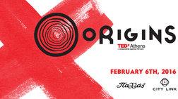 TEDxAthens: Origins - Το 7ο TEDx μας πάει πίσω στις «ρίζες» μας